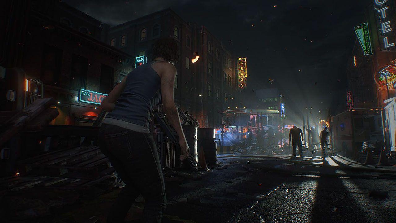 Jogo Resident Evil 3 Remake - PS4