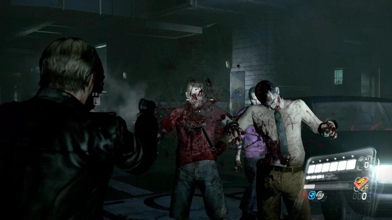 Jogo Resident Evil 6 - Xbox 360 - Sem Disco de Linguagens
