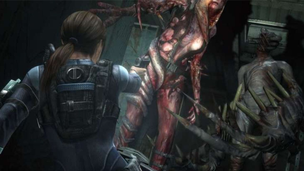 Jogo Resident Evil Revelations Collection - Switch