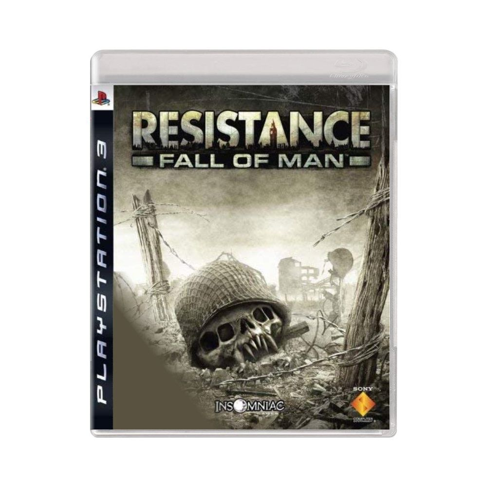 Jogo Resistance Fall Of Man - PS3