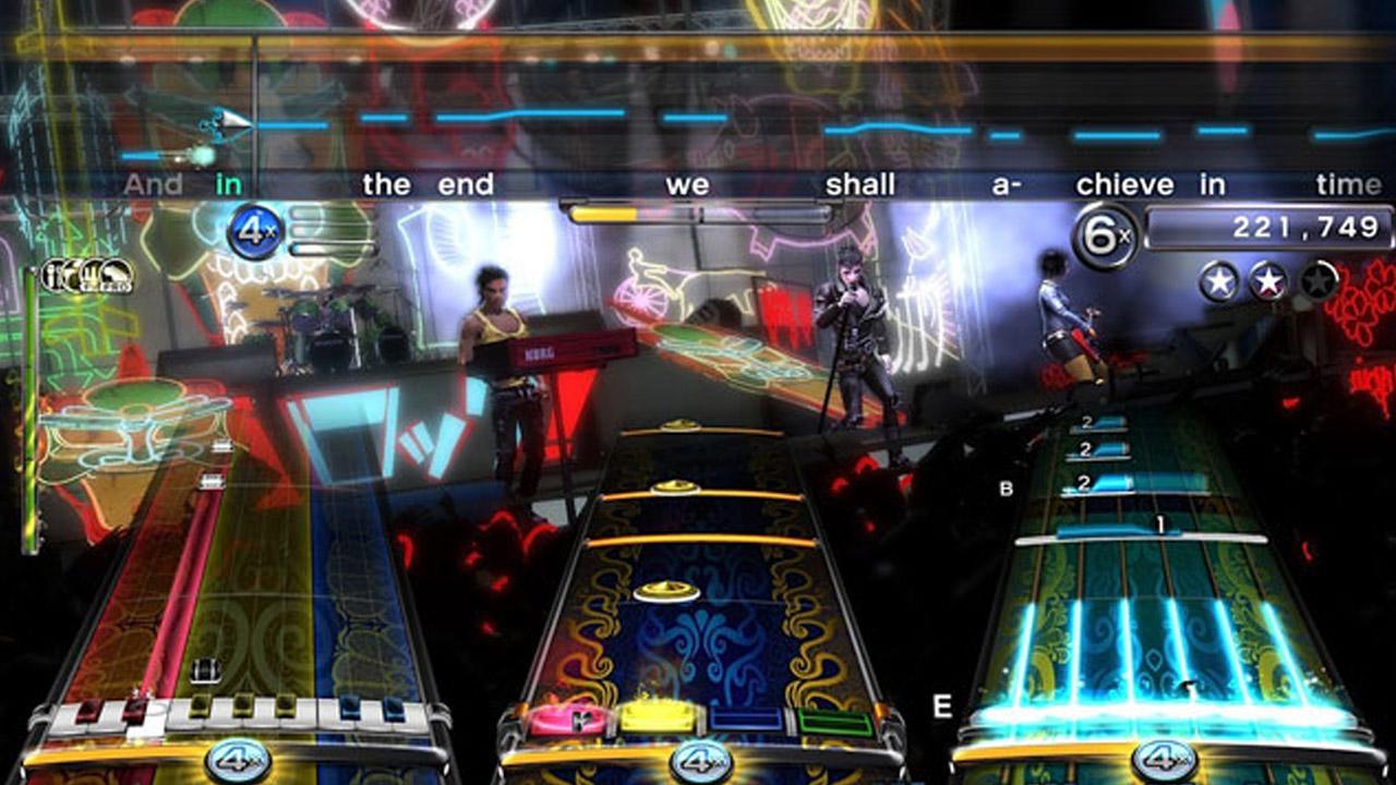 Jogo Rock Band 3 - Xbox 360