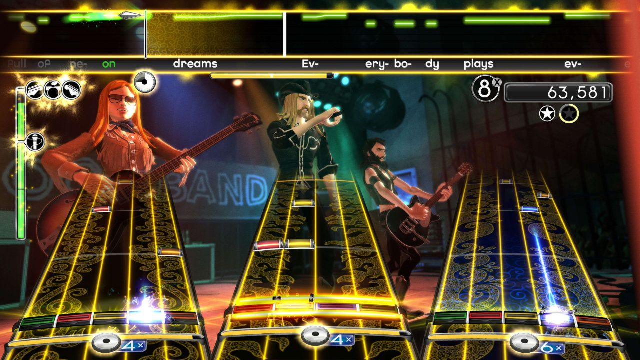 Jogo Rock Band Metal Track Pack - PS3