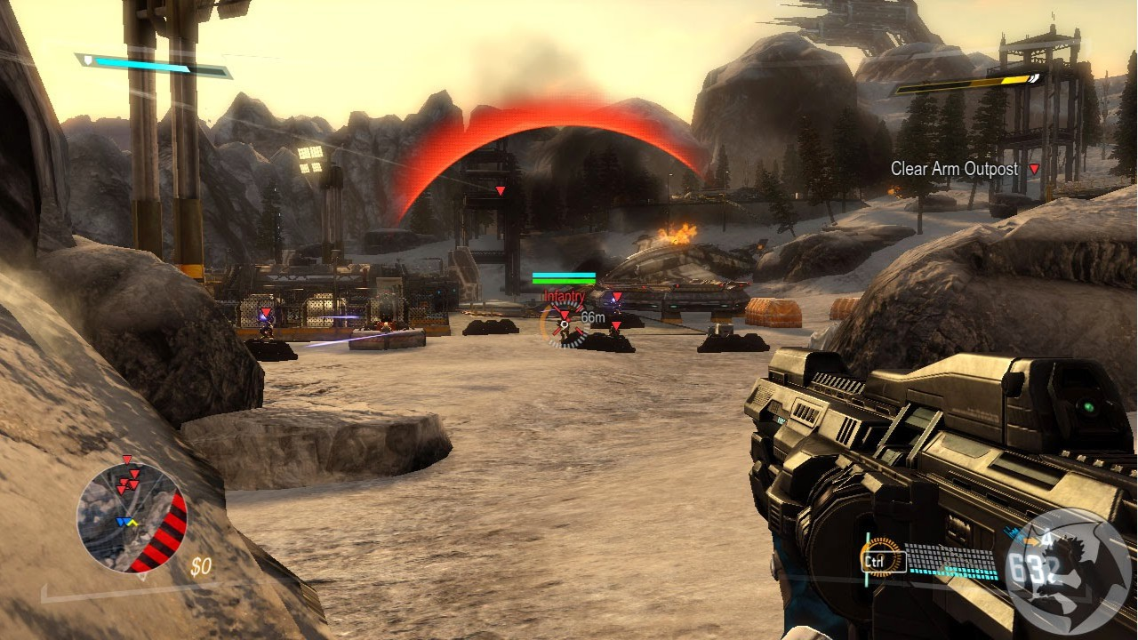 Jogo Section 8 - Xbox 360