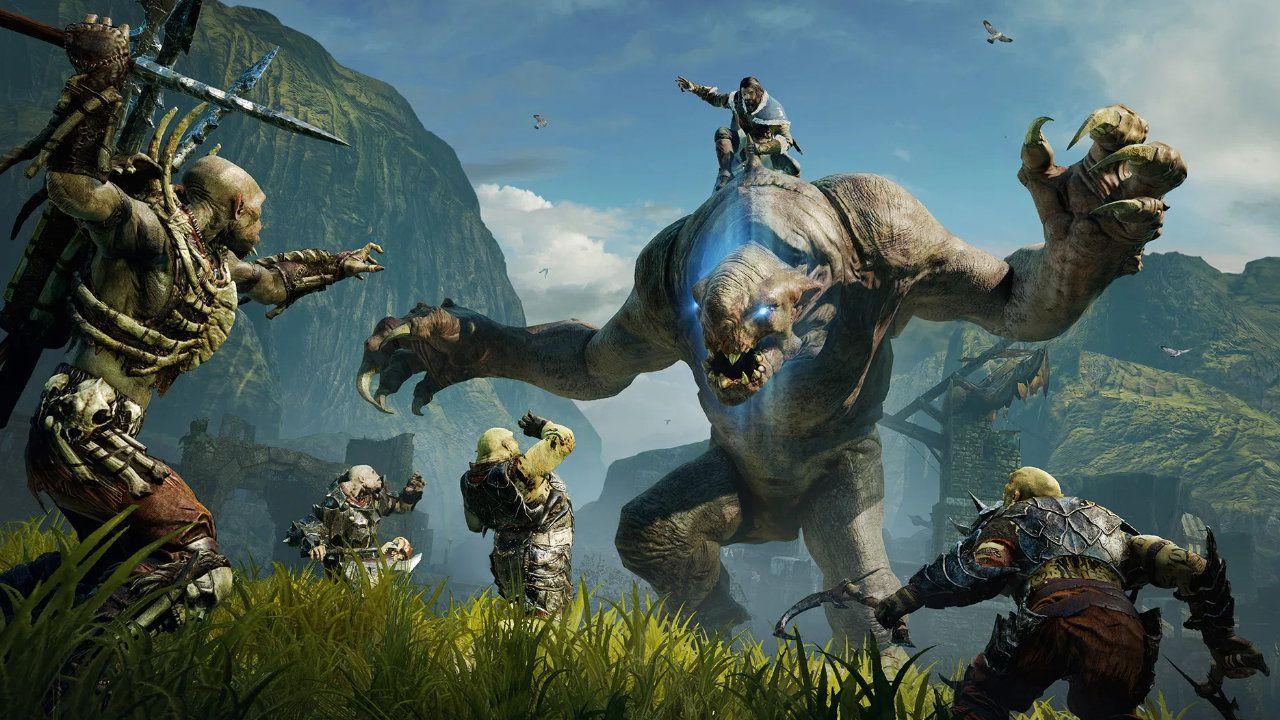 Jogo Terra Média: Sombras de Mordor - Xbox 360