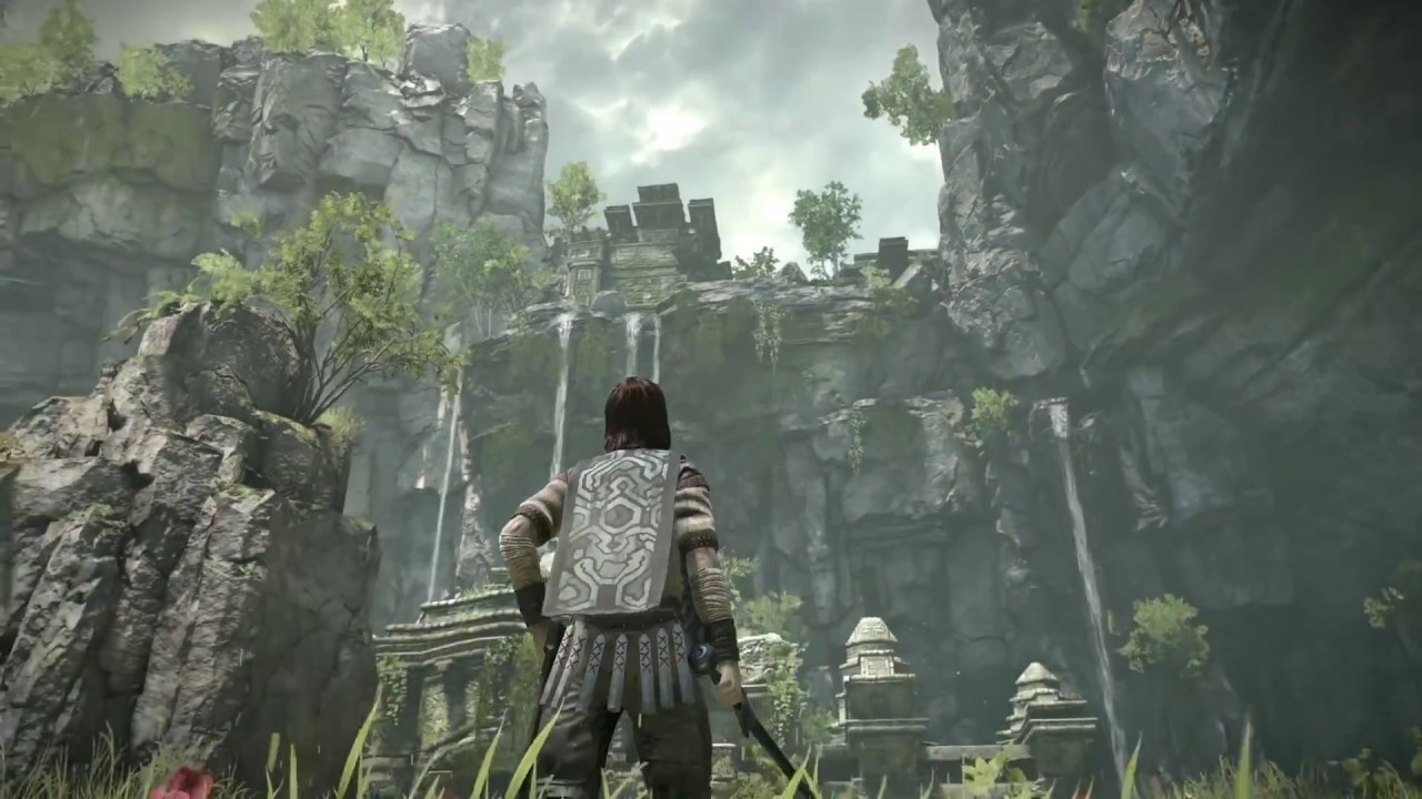 Jogo Shadow Of The Colossus OEM - PS4