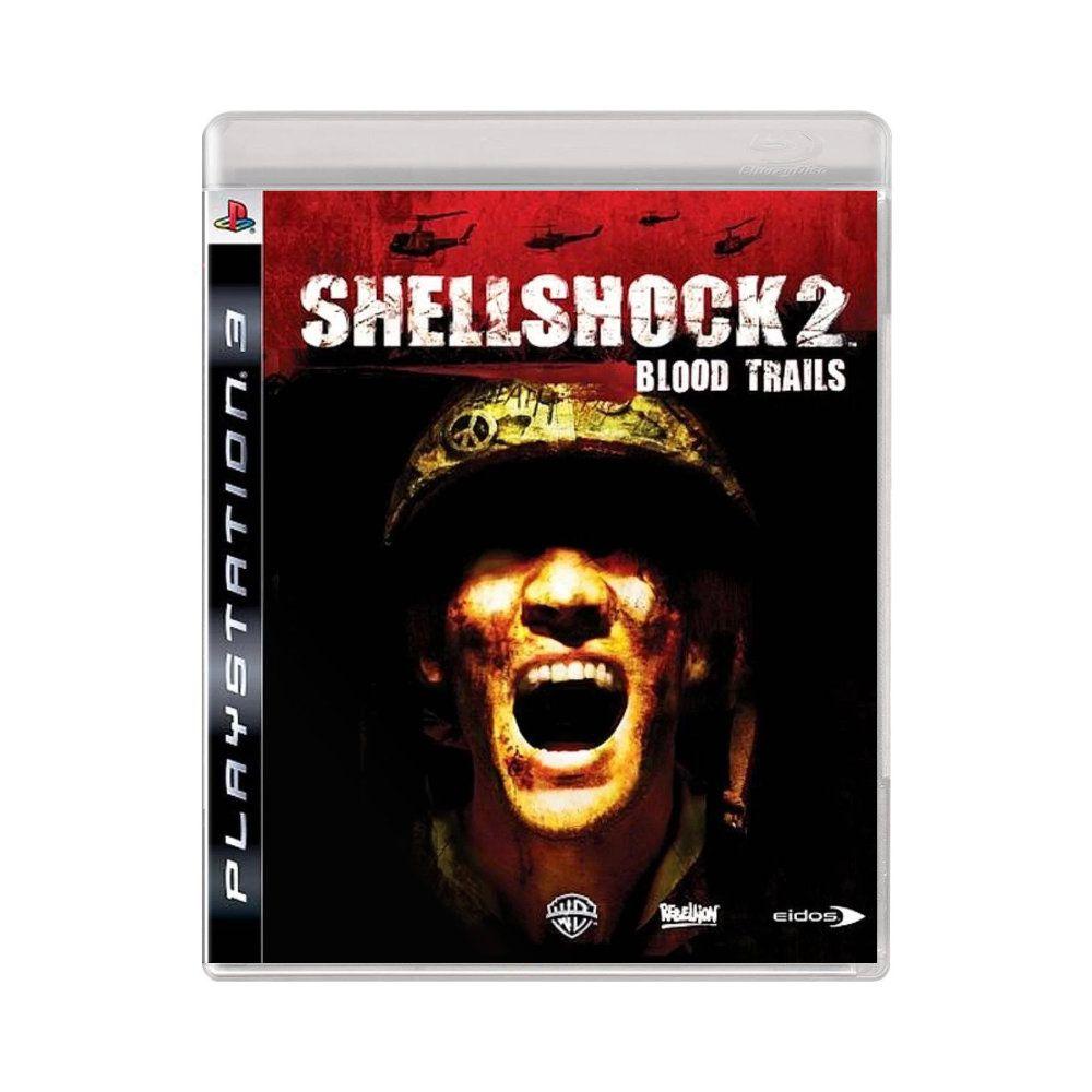 Jogo Shellshock 2 - PS3