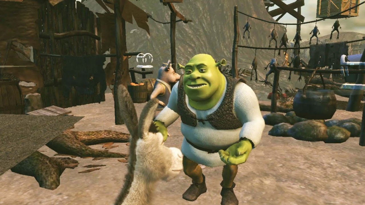 Jogo Shrek: Forever After - PS3
