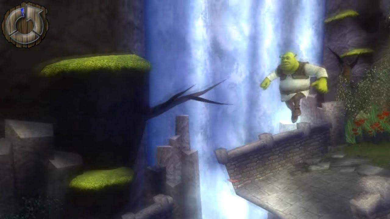 Jogo Shrek the Third - Xbox 360