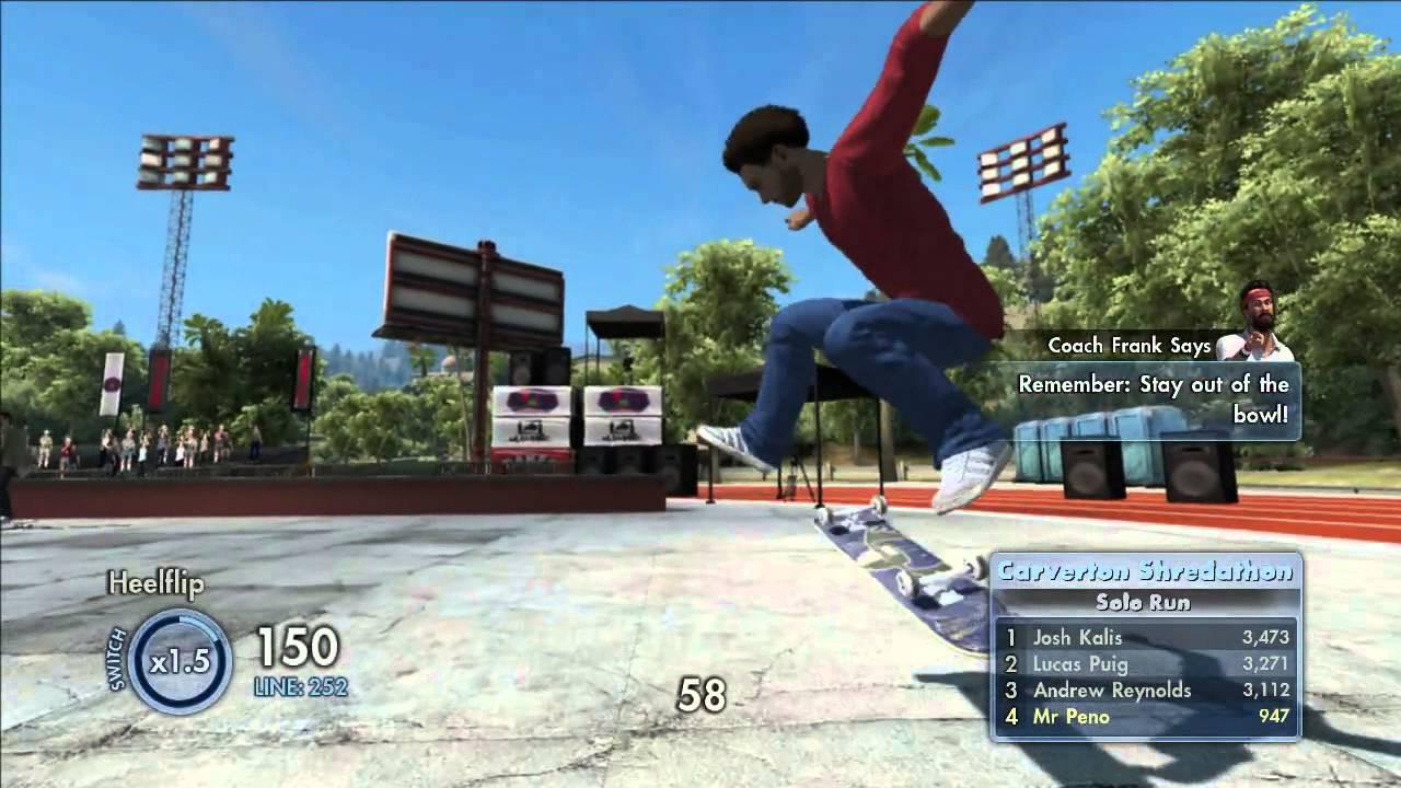 Jogo Skate 3 Platinum Hits - Xbox 360