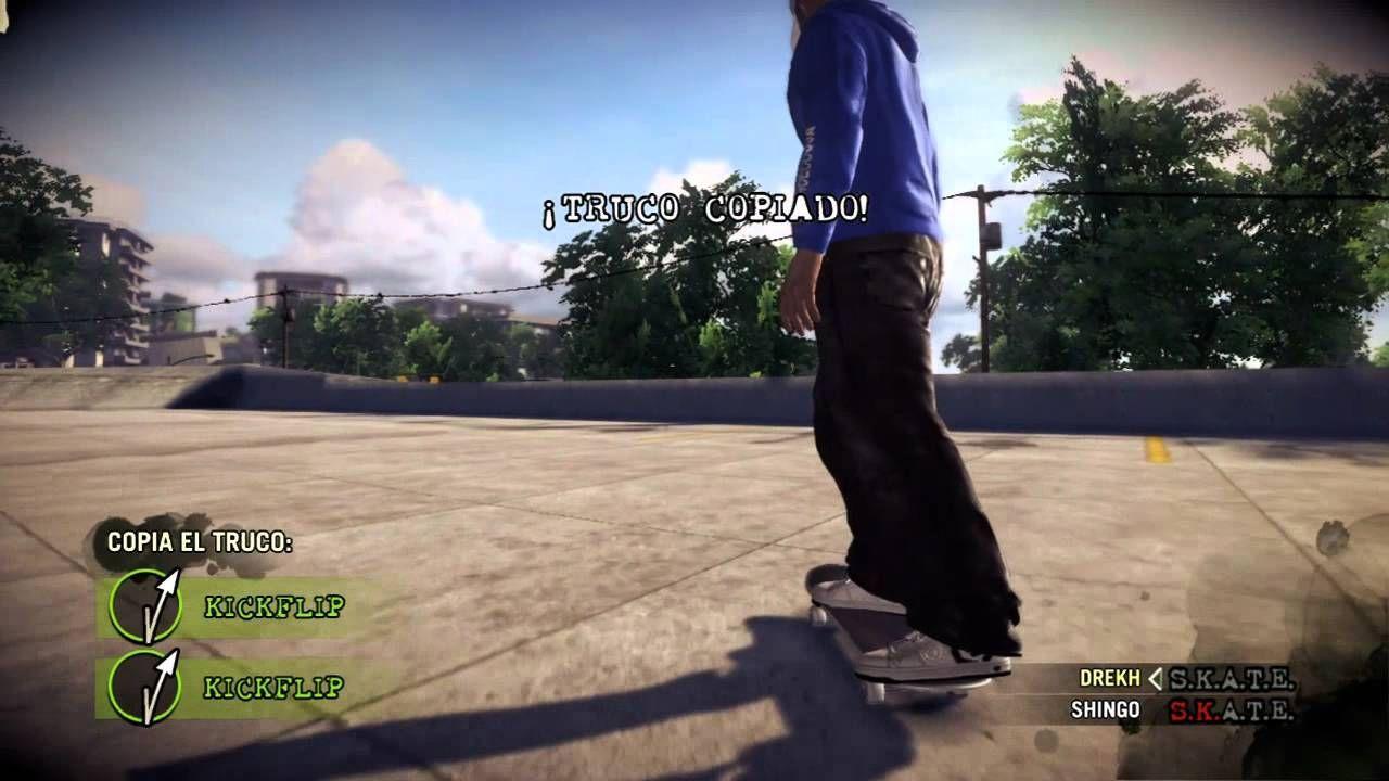 Jogo Skate - Xbox 360