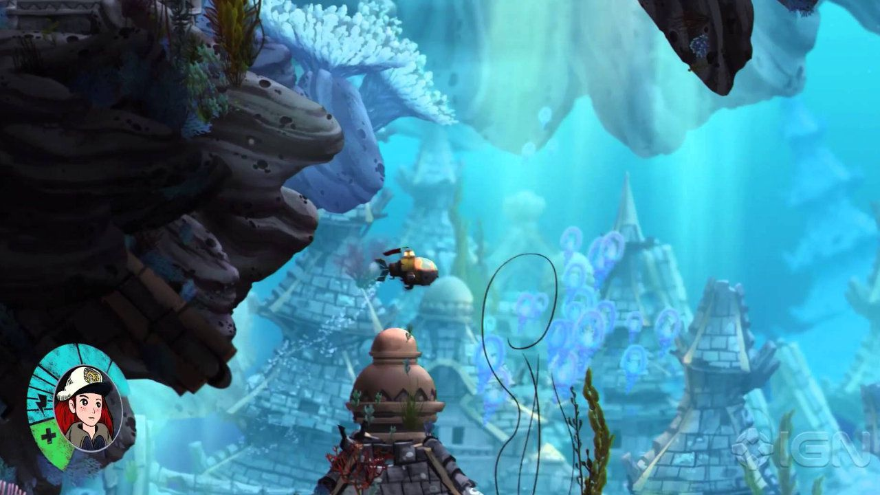 Jogo Song of Deep - Xbox One