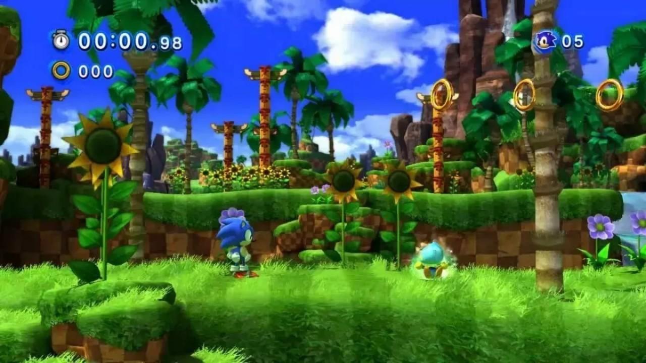 Jogo Sonic Generations Platinum Hits - Xbox 360