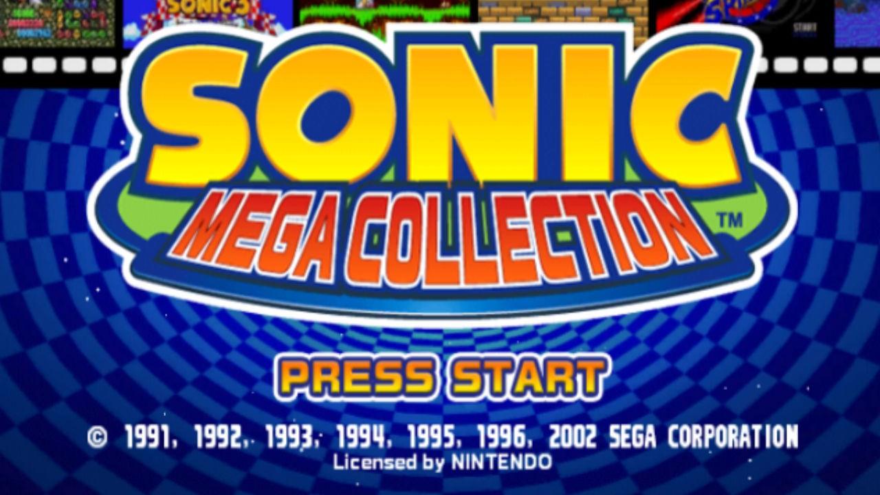 Jogo Sonic Mega Collection Plus - PS2