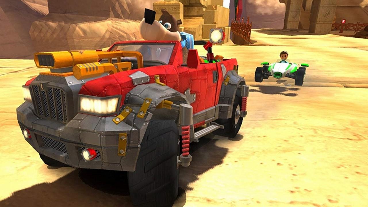 Jogo Sonic SEGA All-Stars Racing with Banjo-Kazooie - Xbox 360