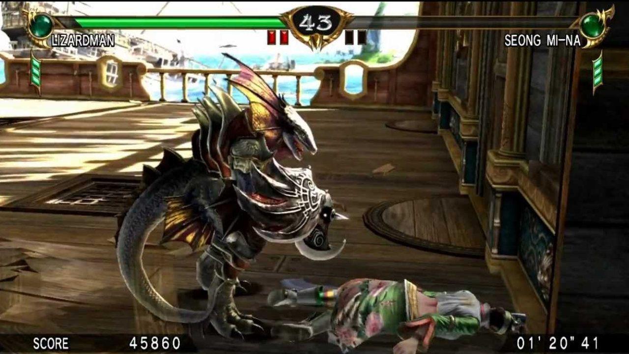 Jogo Soul Calibur 4 - Xbox 360