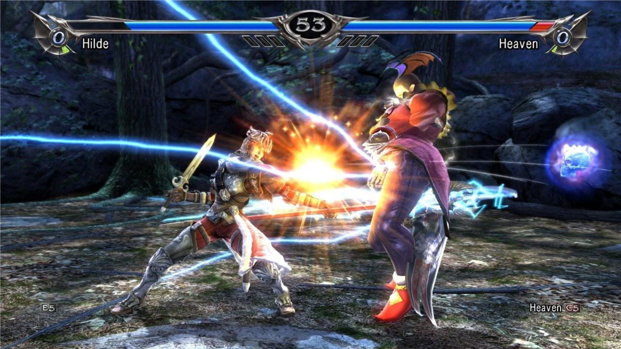 Jogo Soul Calibur 5 - Xbox 360