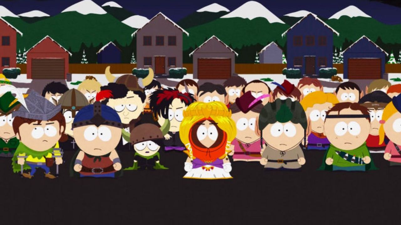 Jogo South Park The Stick Of The Truth Platinium Hits - Xbox 360