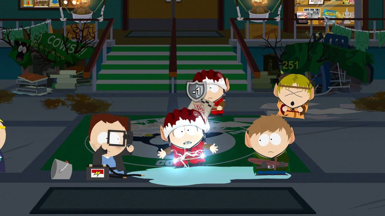Jogo South Park The Stick Of The Truth Platinium Hits - Xbox 360