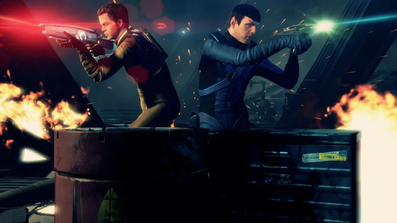 Jogo Star Trek - Xbox 360