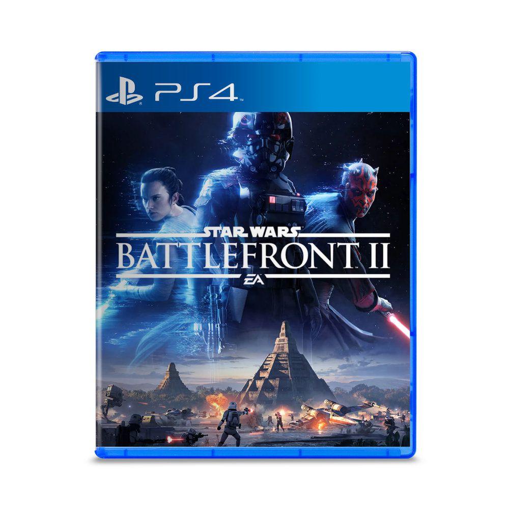 Jogo Star Wars Battlefront 2 - PS4