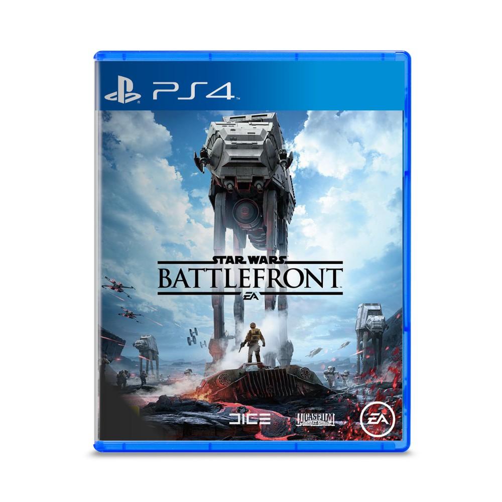 Jogo Star Wars Battlefront - PS4