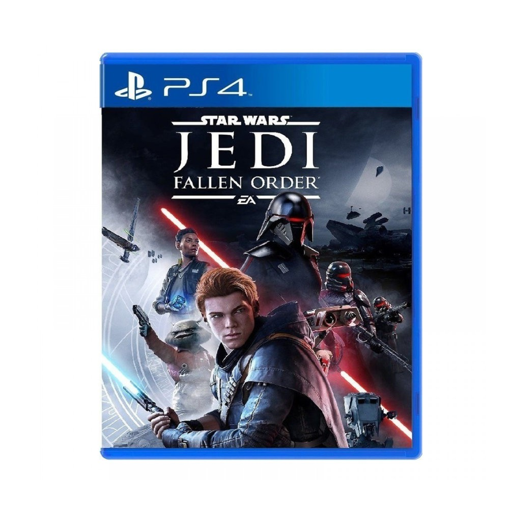 Jogo Star Wars Jedi: Fallen Order - PS4