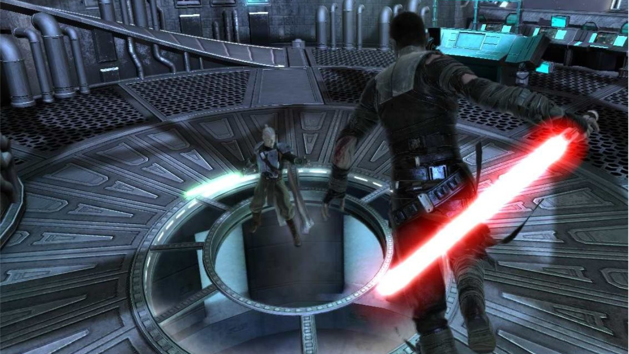 Jogo Star Wars The Force Unleashed - PS3