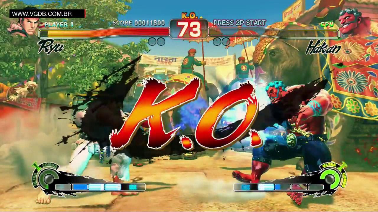 Jogo Super Street Fighter IV Arcade Edtion - Xbox 360