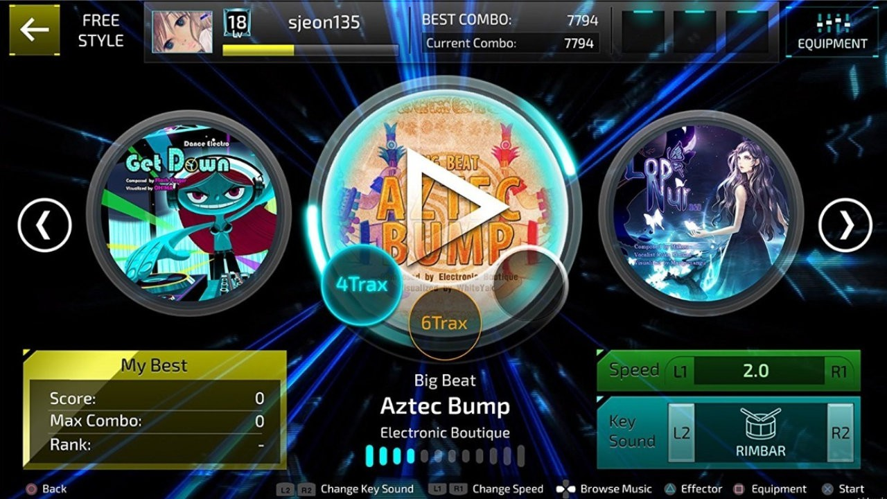Jogo Superbeat: Xonic - Switch