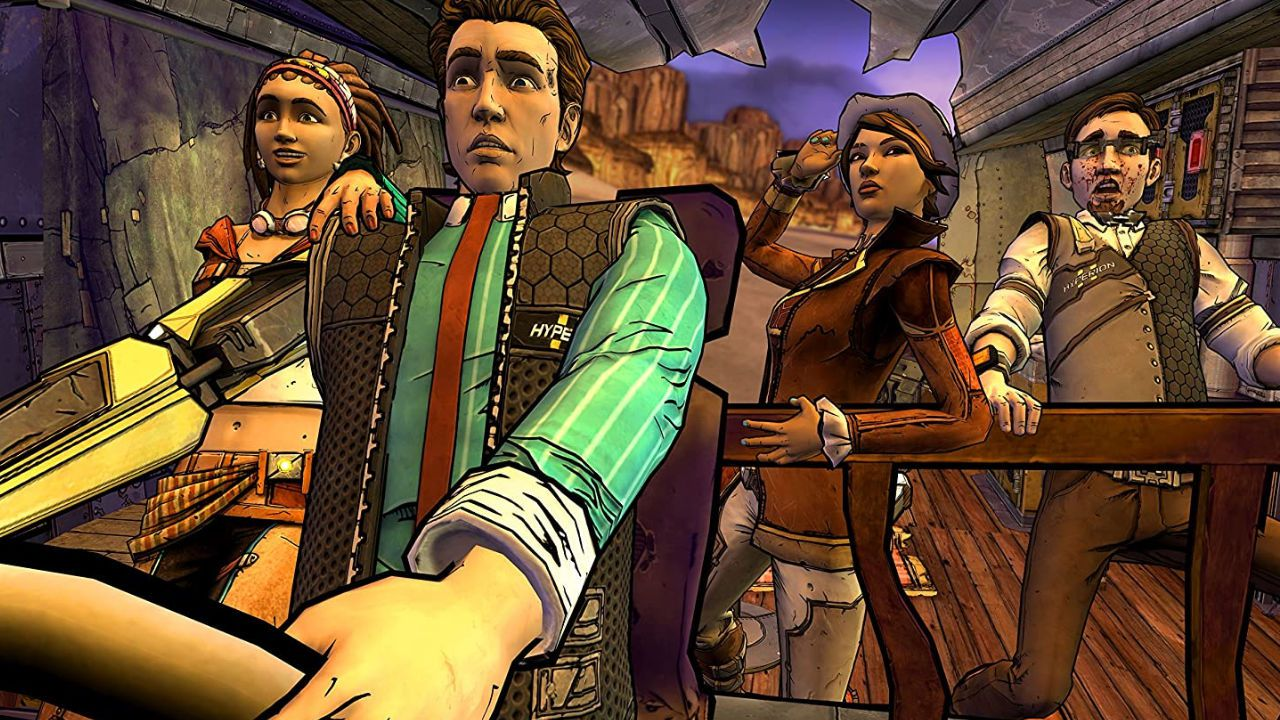 Jogo Tales From The Borderlands - Xbox 360