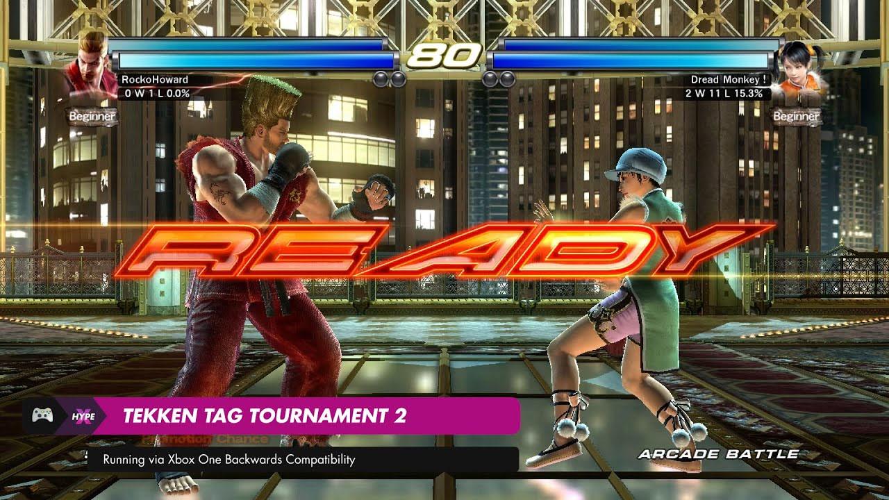 Jogo Tekken Tag Tournament 2 - Xbox 360