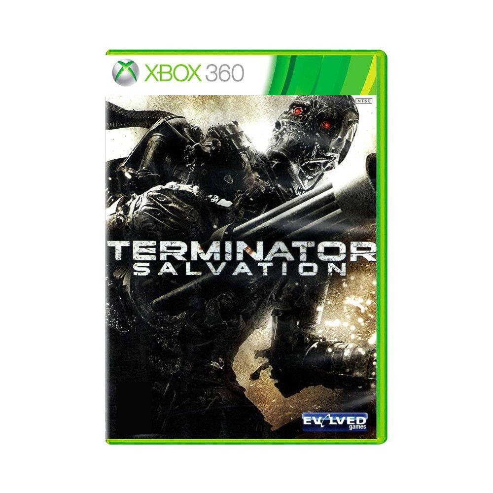 Jogo Terminator Salvation - Xbox 360
