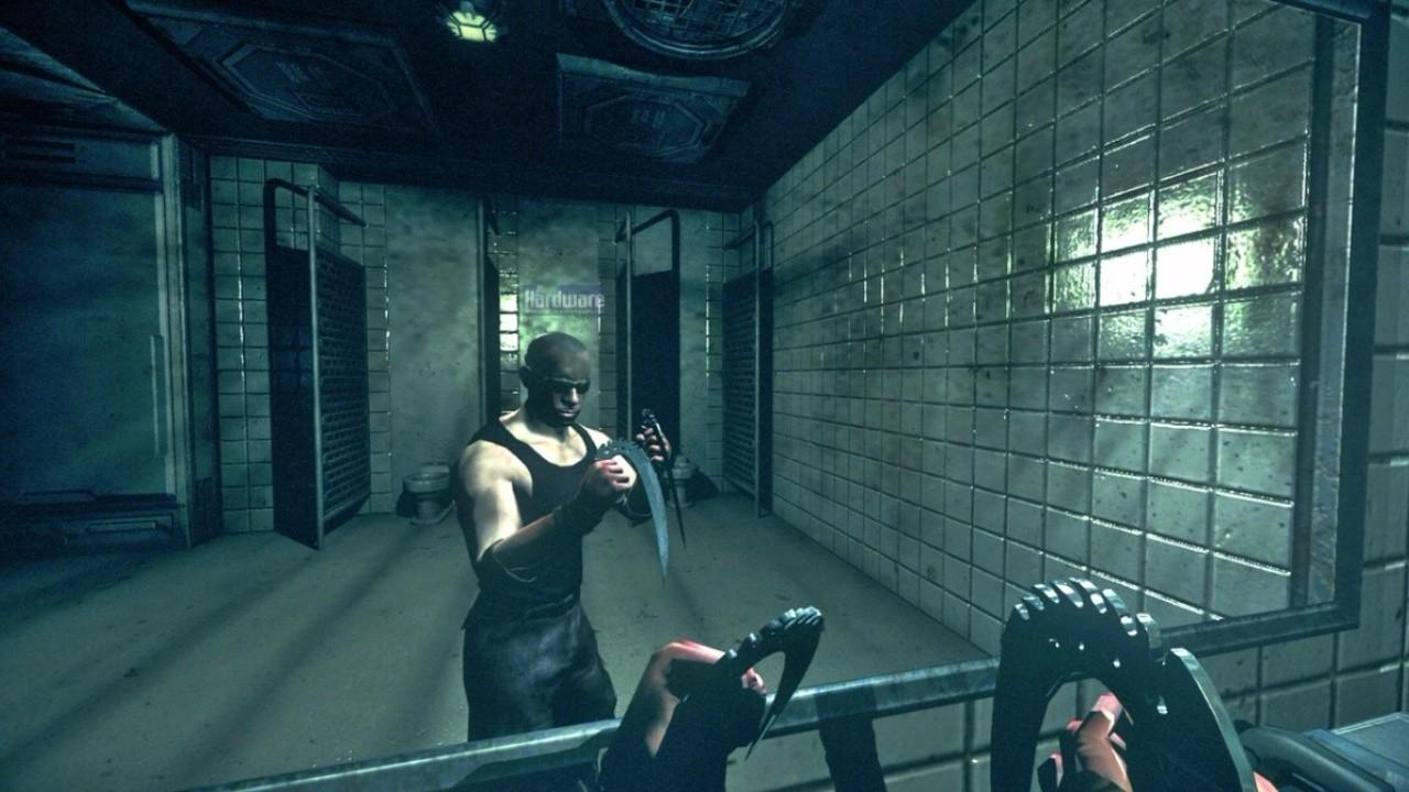 Jogo The Chronicles Of Riddick Assault On Dark Athena - Xbox 360