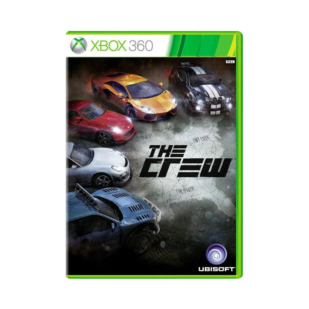 Jogo The Crew - Xbox 360