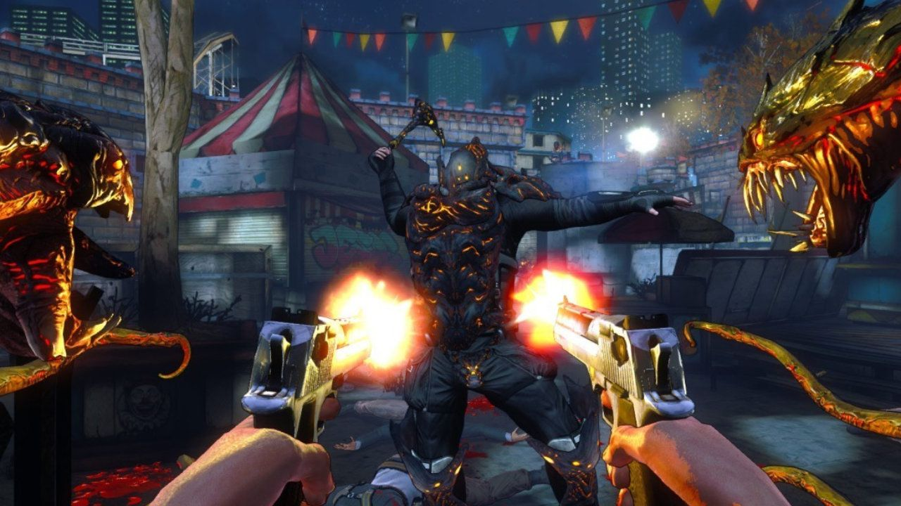 Jogo The Darkness 2 - PS3