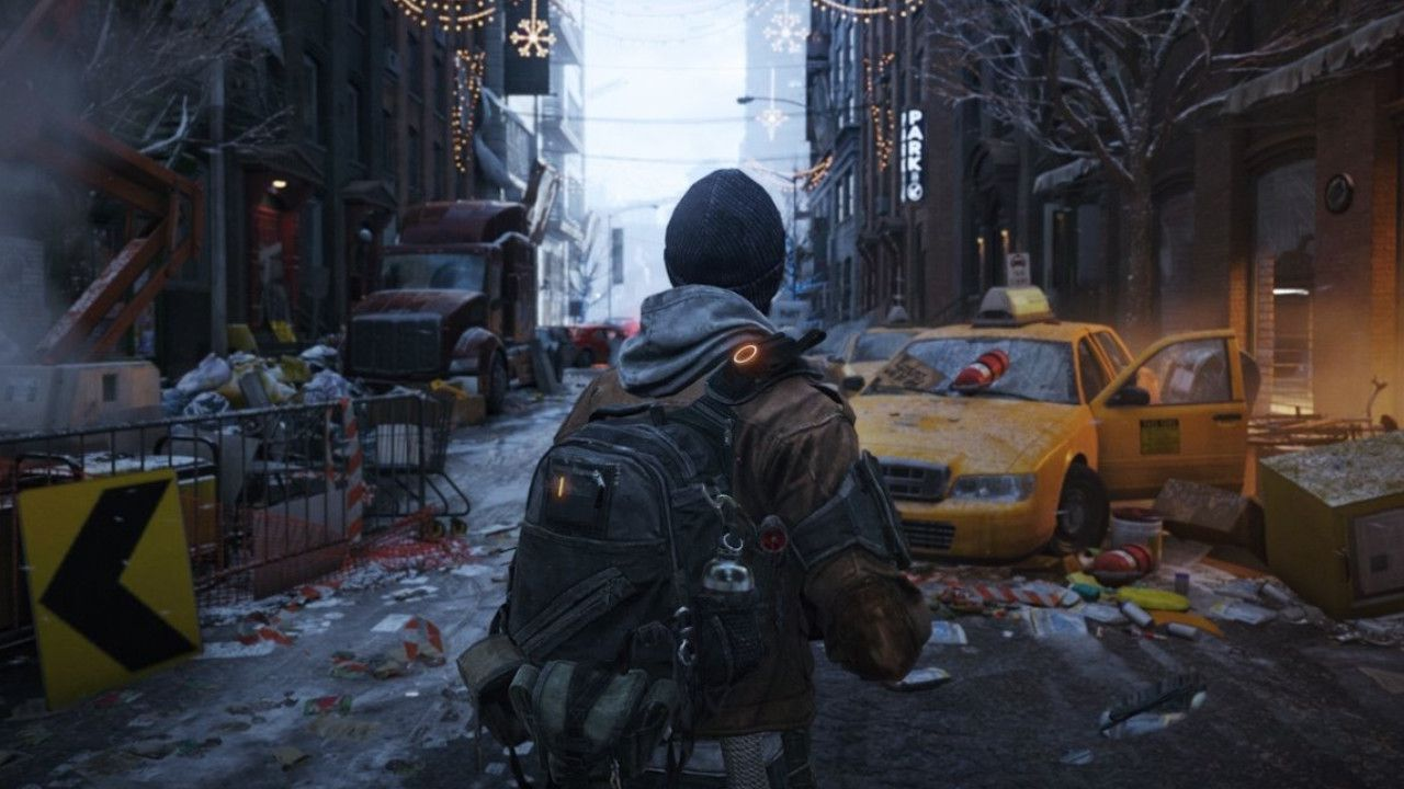 Jogo The Division Playstation Hits - PS4