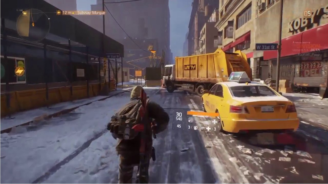 Jogo The Division - PS4