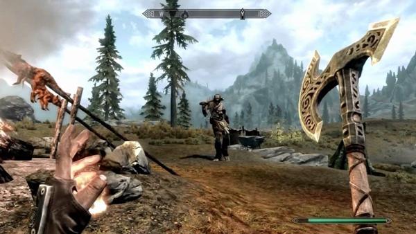 Jogo The Elder Scrolls V: Skyrim - PS3