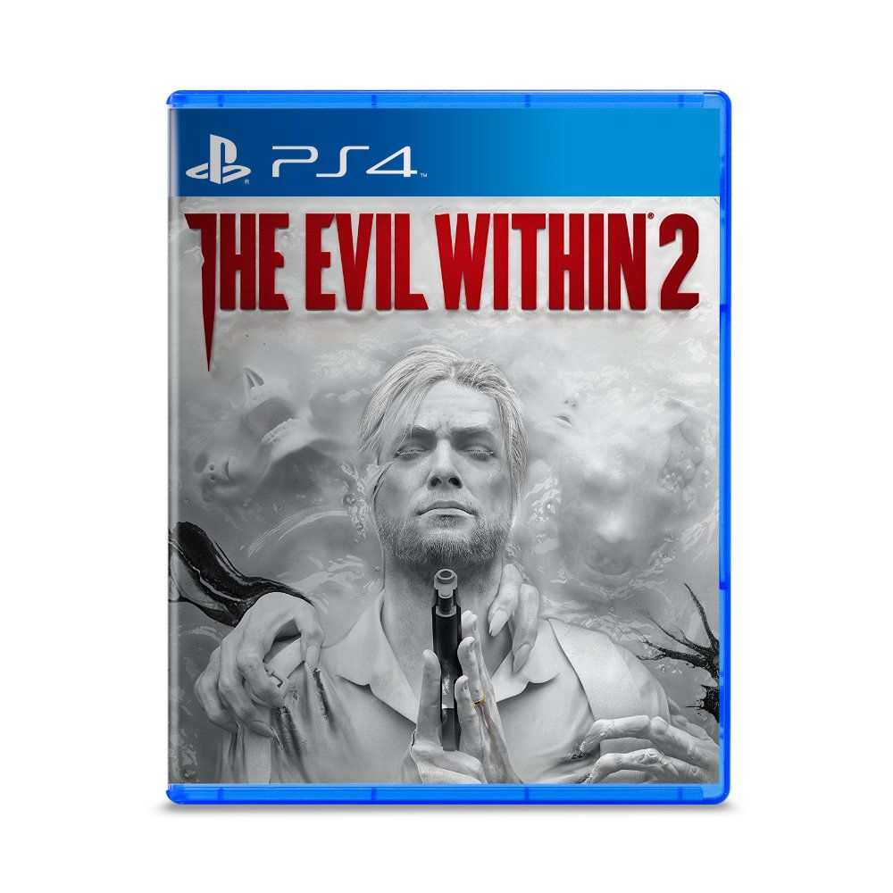 Jogo The Evil Within 2- PS4