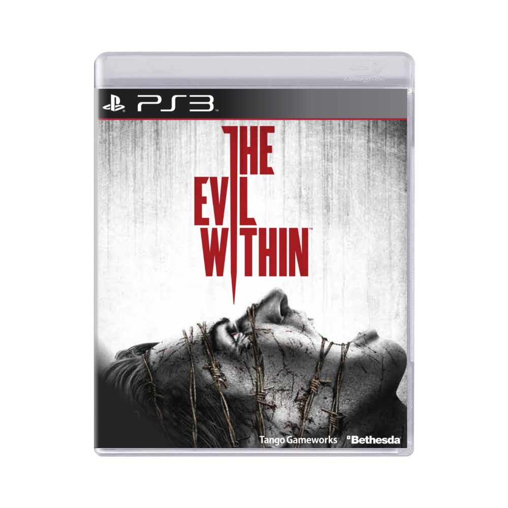 Jogo The Evil Within - PS3