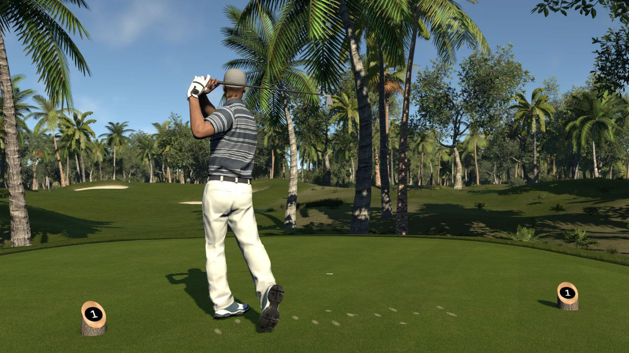 Jogo The Golf Club Collector's Edition - PS4