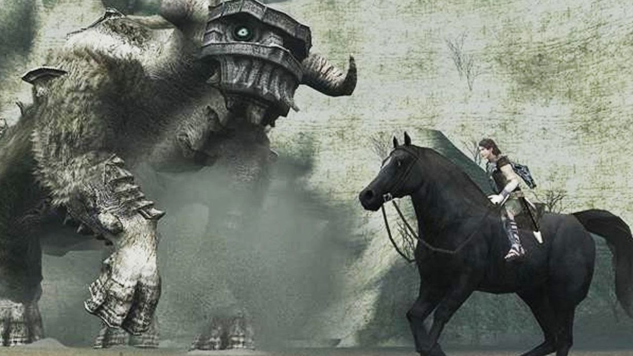Jogo The ICO & Shadow of the Colossus - PS3