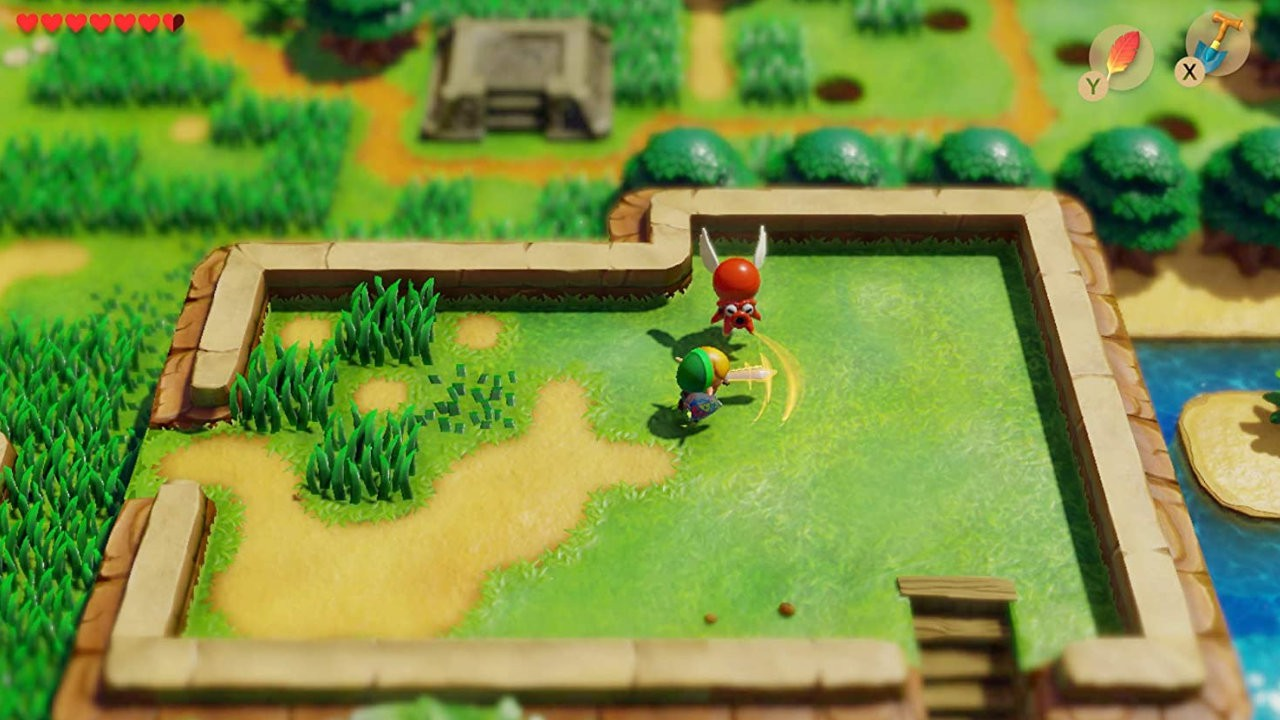 Jogo The Legend of Zelda Links Awakening - Switch