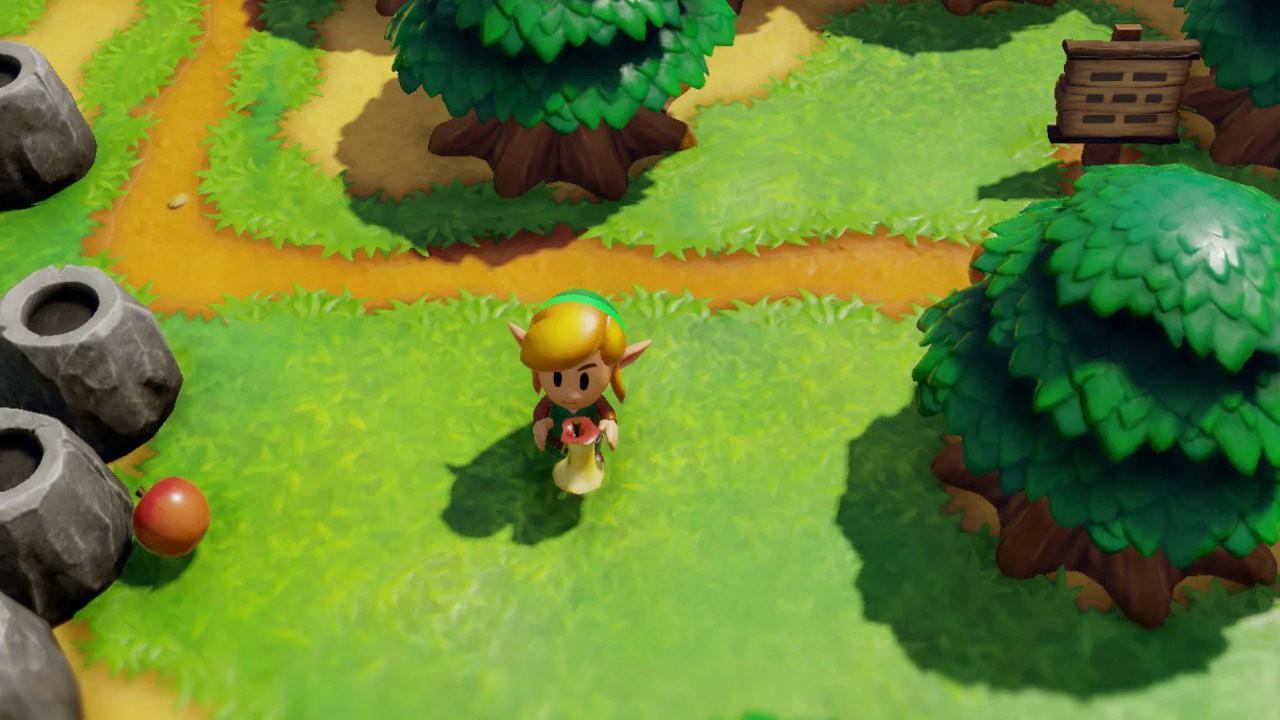 Jogo The Legend of Zelda Links Awakening - Switch