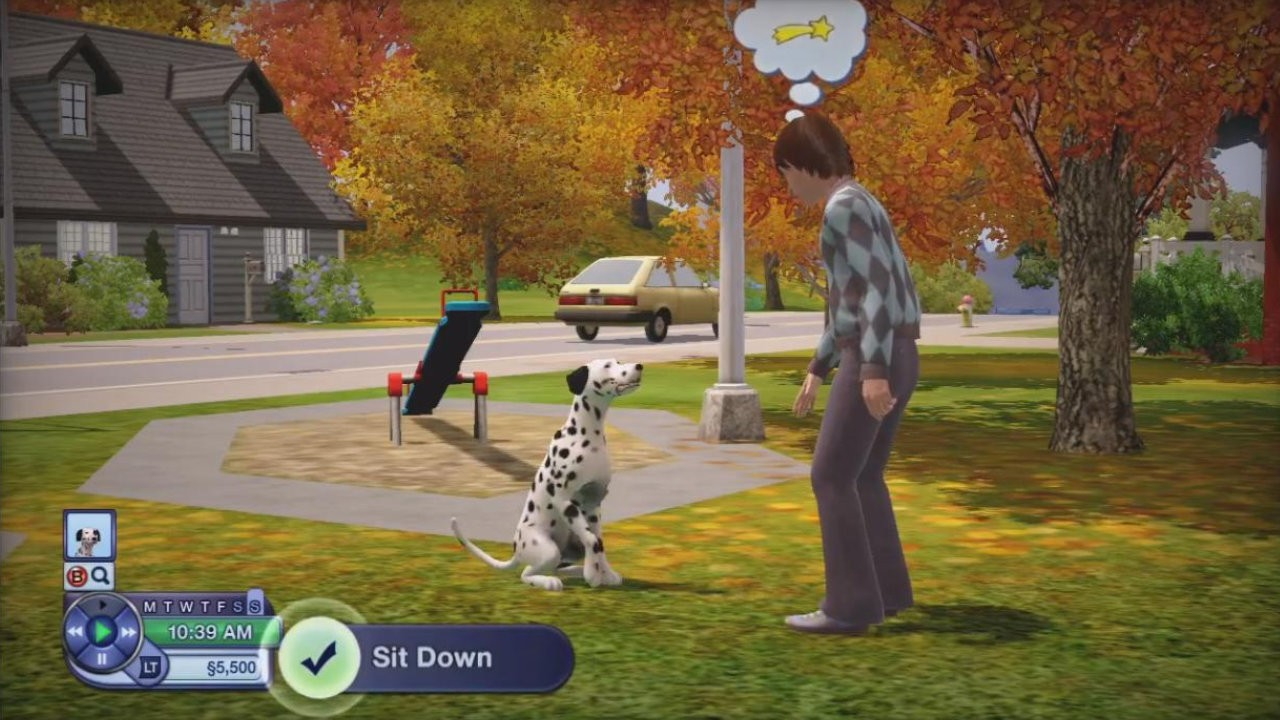 Jogo The Sims 3: Pets - PS3