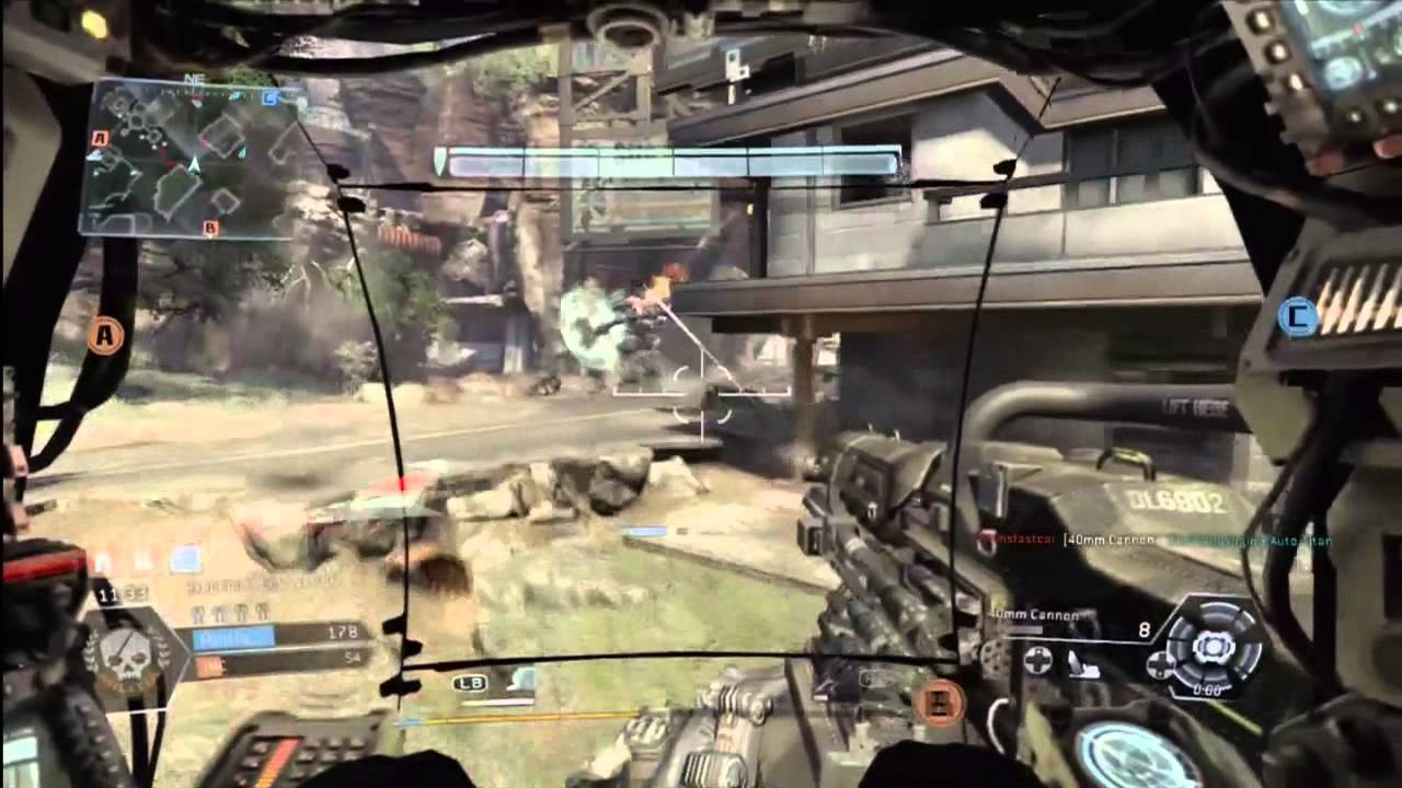 Jogo Titanfall - Xbox 360