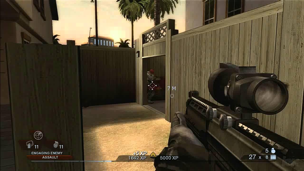 Jogo Tom Clancy's Rainbow Six: New Vegas 2 - Xbox 360