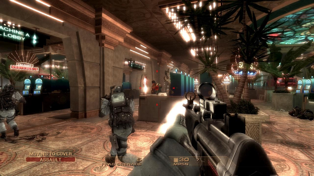 Jogo Tom Clancy's Rainbow Six: New Vegas - Xbox 360
