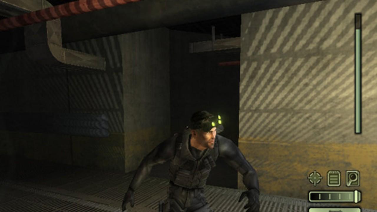 Jogo Tom Clancy's Splinter Cell - PS2 - Dino Games - A loja Geek que mais  cresce no Brasil!