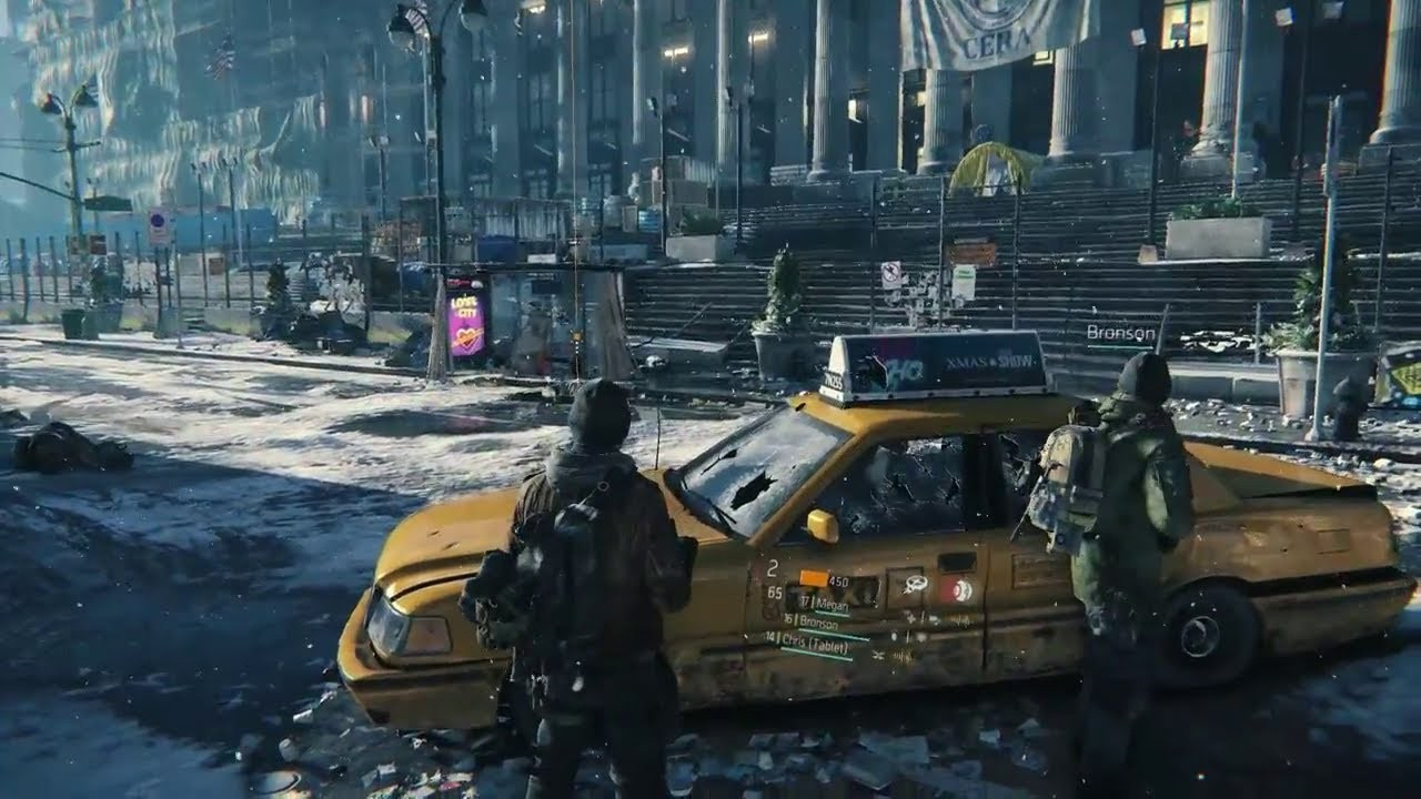 Jogo Tom Clancy's The Division - Xbox One